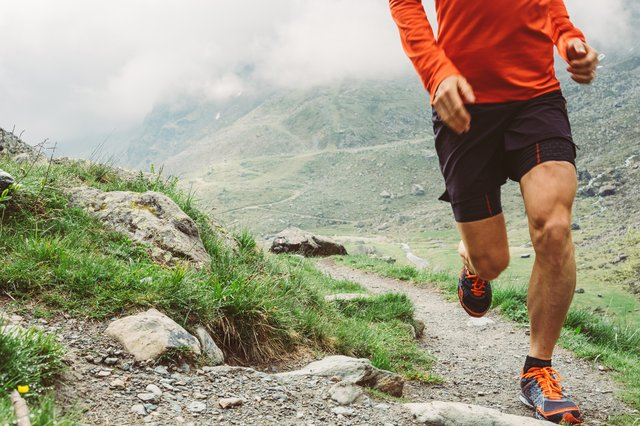 Best men's trail running shoes 2021 stable, high-protection shoes from Merrell, Salomon, inov-8, Hoka