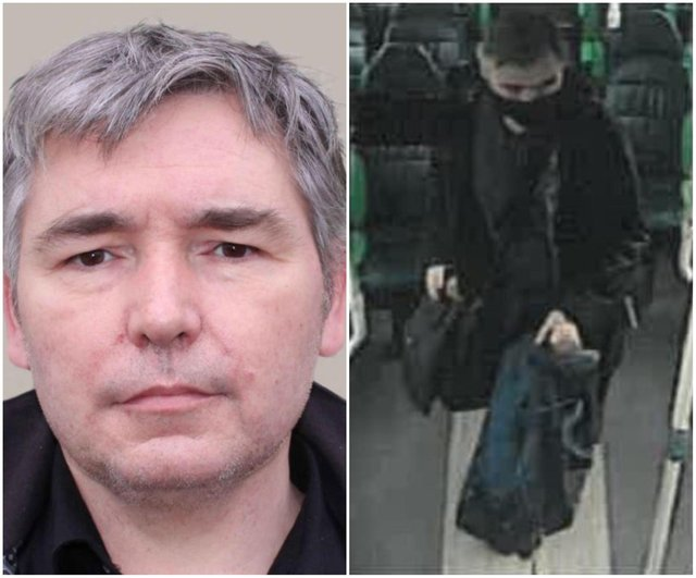 Derbyshire police are appealing for CCTV after missing man Jan Gration was seen getting off a bus in Buxton.