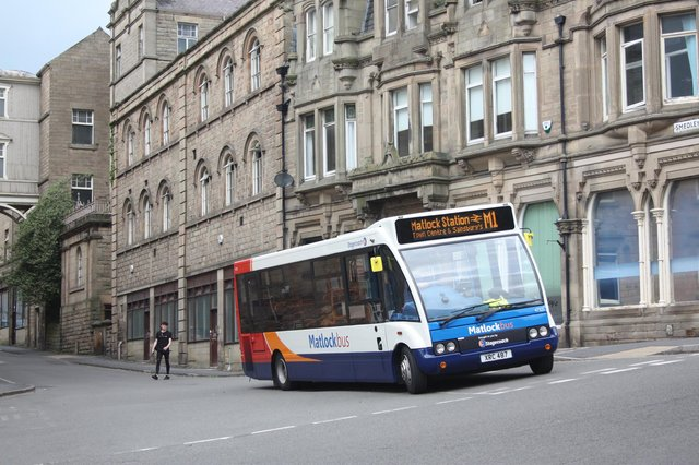 There are hopes the changes could improve services for rural passengers in Derbyshire