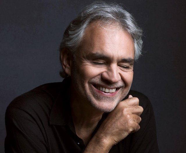 Andrea Bocelli will perform at Sheffield Arena on September 25, 2022. Photo by Mark Seliger/Decca Records.