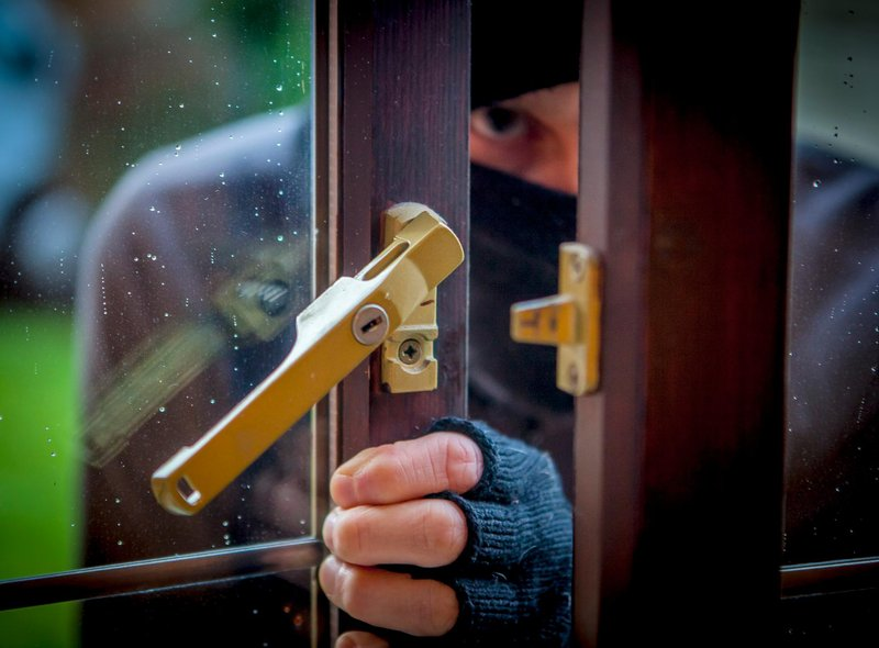 The Chesterfield areas most-targeted by burglars during the last three months