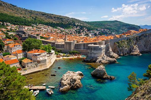 Explore the beautiful city of Dubrovnik.