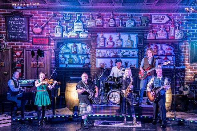 One Night in Dublin features award-winning band The Wild Murphys.