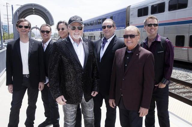 The Beach Boys are back