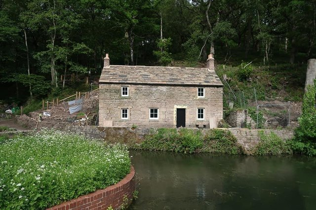 """Derbyshire Wildlife Trust, which is leading the restoration, says: """"Aqueduct Cottage is ideally suited as a visitor interpretation centre, to tell the story of its history, the former people who lived there, and how these aspects related to a Derwent Valley landscape once put to work for industry but now being managed for people and nature."""""""