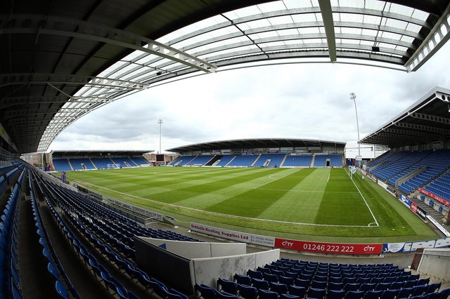 Chesterfield FC could be owned by the community trust next month.
