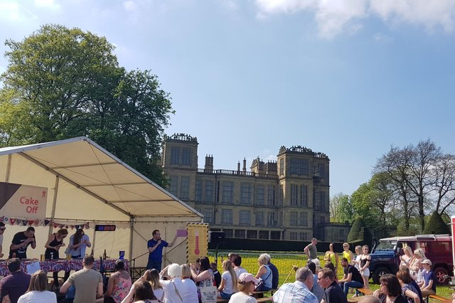 The Great British Food Festival returns to Hardwick from July 30 to August 1, 2021.