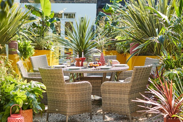 Making the most of outdoor space has become increasing important over lockdown according to garden experts.