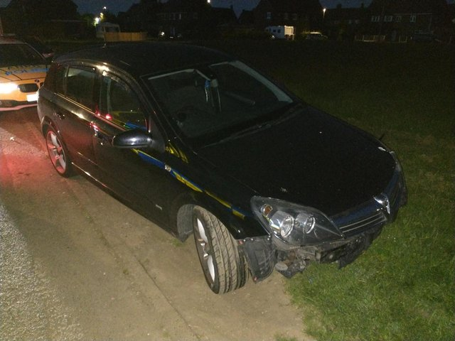 Adrian Wilson, 29 of Bolsover has been charged with driving while over the legal alcohol limit.