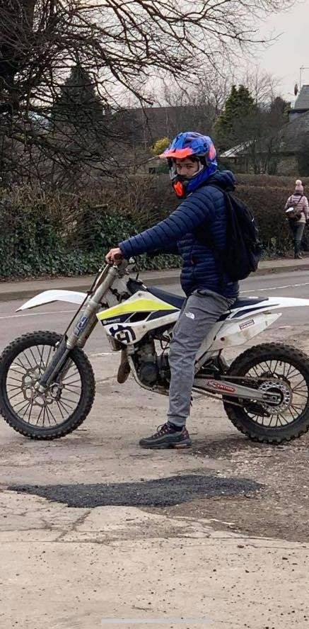 Police said they have documented an increase in the number of off road bikers committing anti social behaviour.