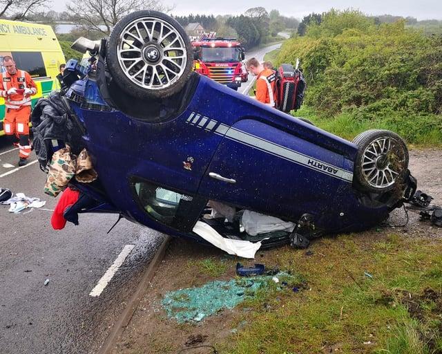 Photo: Derbyshire Roads Policing Unit