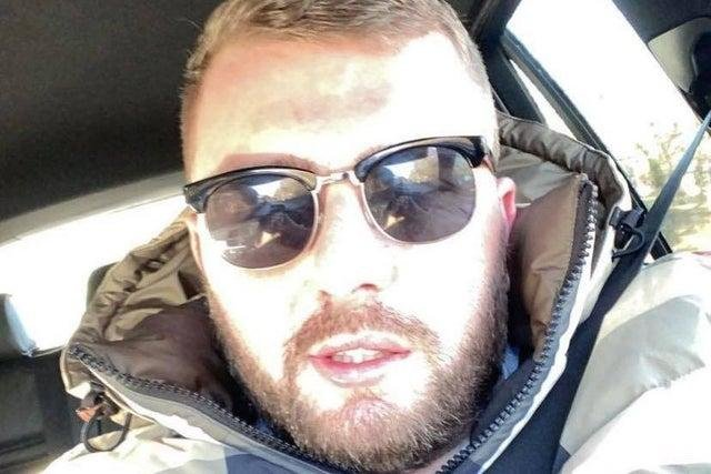 Ricky Collins, who died after being assauted, has been described as a 'loving' dad (pic: Facebook)