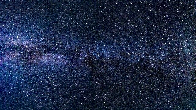 Catch sight of the Milky Way in the virtual Alvaston Star-Gazing experience.