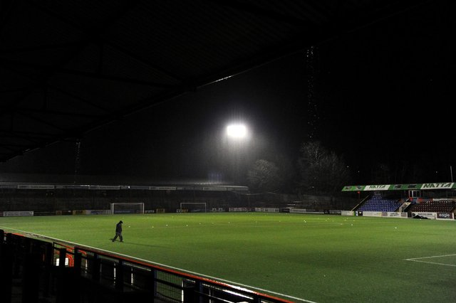 Chesterfield reportedly tried to sign Aldershot striker Joel Nouble before the transfer deadline.
