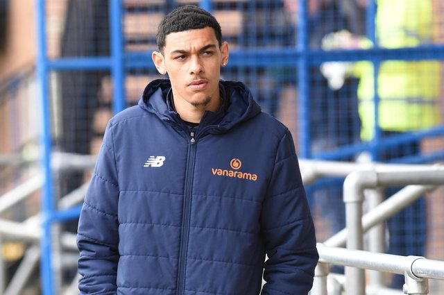Kairo Mitchell has joined the Spireites from King's Lynn Town. Picture credit: Tim Smith