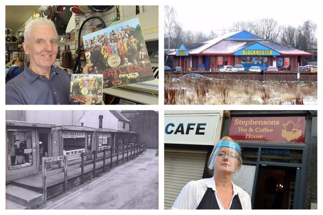 Shops we loved and lost