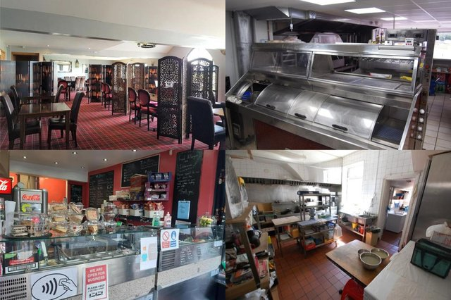 Pubs, chippys, sandwich bars and restaurants are just some of the commercial businesses up for sale in and around Chesterfield at present.