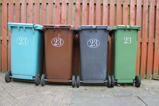 North East Derbyshire District Council is 'disappointed' by delays to it's new bin collections. Image: Pixabay.