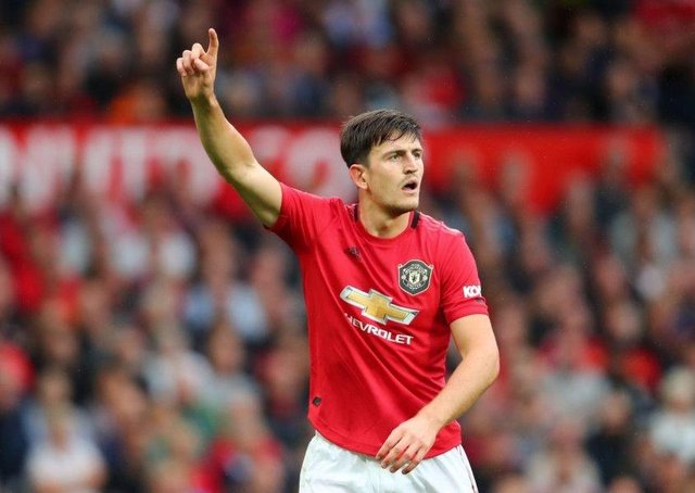 Harry Maguire. Picture by Julian Finney/Getty Images.