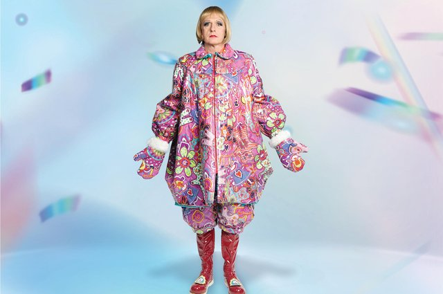 Grayson Perry will be touring to Buxton.