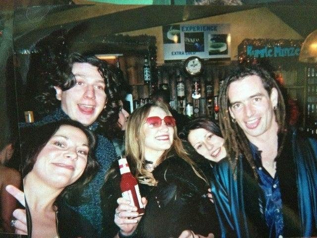 Revellers enjoy the Chesterfield pub scene of the Nineties. Which was your favourite nightspot?