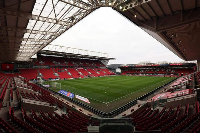 The National League play-off final will be held at Ashton Gate this season.