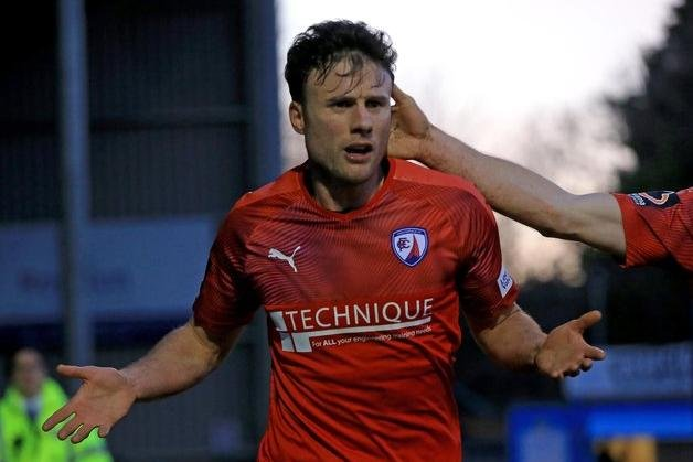 Jonathan Smith is leaving Chesterfield after three years at the club.