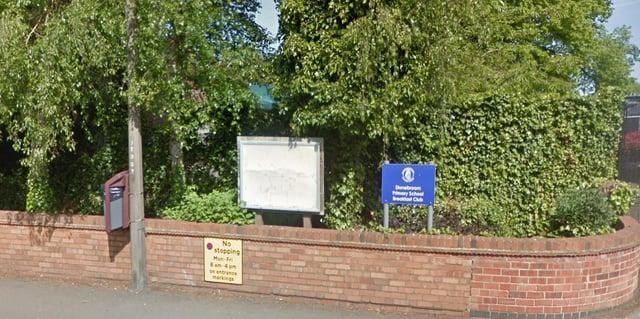 Stonebroom Primary School, Alfreton