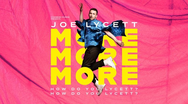 Joe Lycett will perform at Sheffield City Hall on April 15 and 16, 2022.