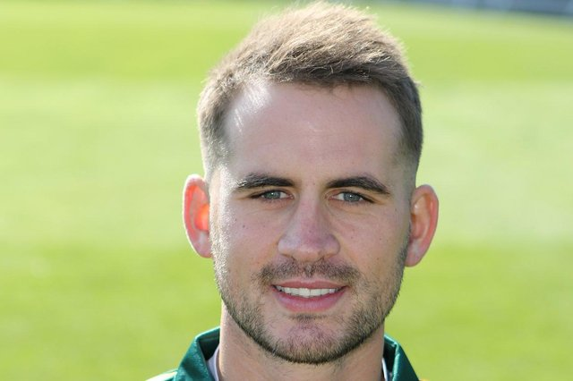 Alex Hales wants another chance with England.