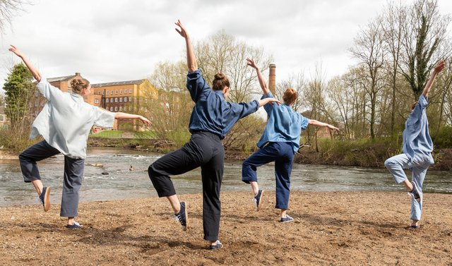 Water Hymn, an opera-ballet performance, will celebrate the power of water.