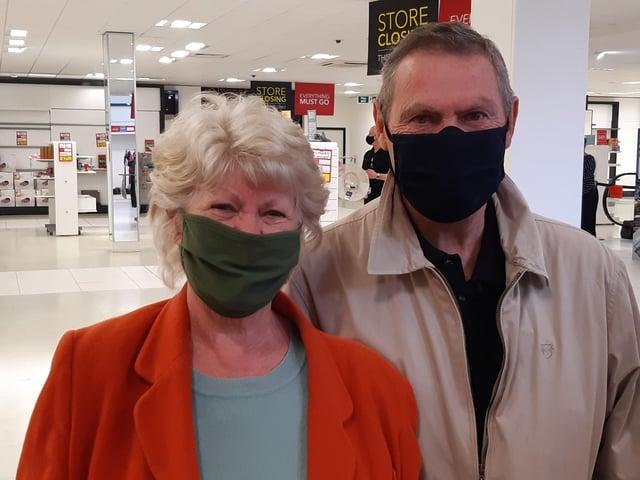 John and Carmel Kemp