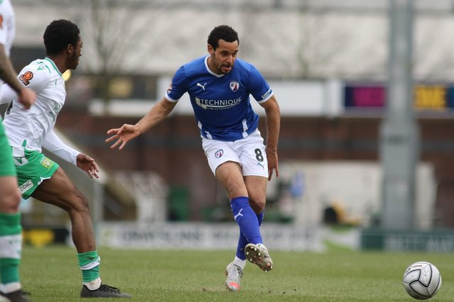 Curtis Weston picked up his fifth yellow card of the season against Yeovil Town on Saturday.