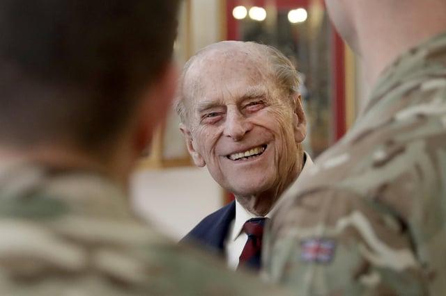 Prince Philip, The Duke Of Edinburgh, has died aged 99.  (Photo by Matt Dunham - WPA Pool /Getty Images)