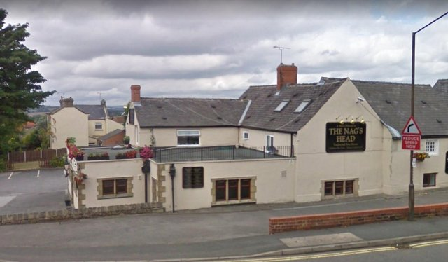 The Nag's Head on Westthorpe Road in Killamarsh will remain closed until Thursday, July 22 after a customer tested positive for Covid-19.
