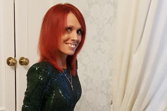 Victoria Heathcote, 38, from Grassmoor in Chesterfield, has had anorexia since she was 16.