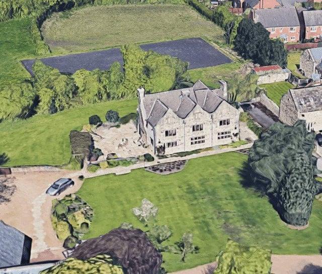 Manor House Farm at Hasland. Image: Google.
