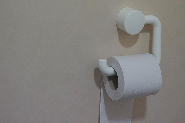 Could the world be facing a toilet roll shortage?