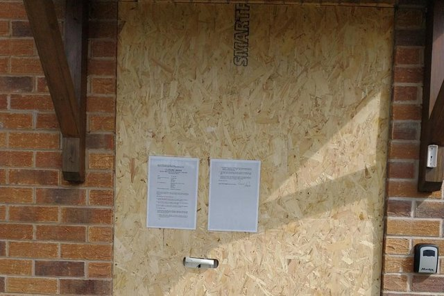 A property in Matlock has been closed for three months, following concerns surrounding drugs and anti-social behaviour.