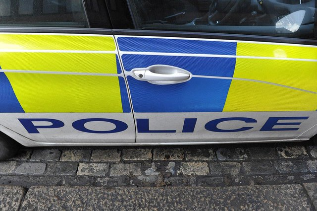 Officers are appealing for information about the incident