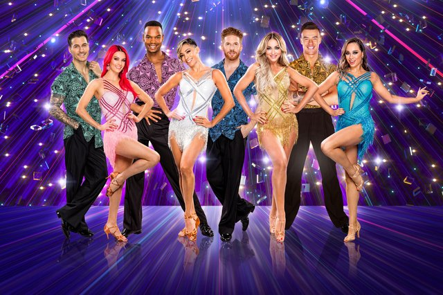 The 2021 tour of Strictly Come Dancing: The Professionals has been rescheduled to this summer.