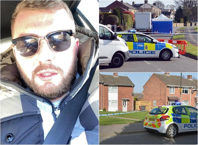 Ricky Collins, from Sheffield, died in an incident in Killamarsh.