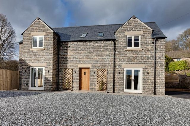 Whitegates is situated in a beautiful semi-rural location with about three acres of gardens and grounds with far reaching views.
