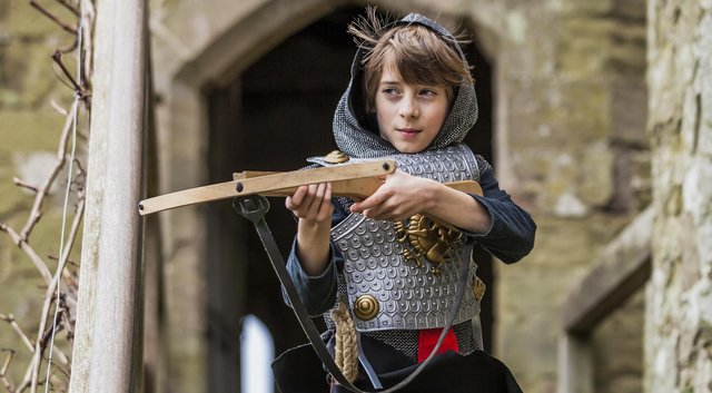 Kids Rule! at Bolsover Castle this half-term holiday. Photo courtesy of Historic England