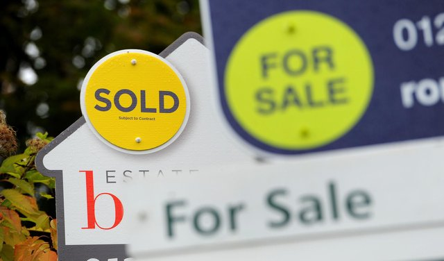 House prices in Chesterfield are rising, suggesting increased demand for homes.