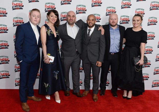 Cast of This Is England '90. Photo by Jeff Spicer/Getty Images.