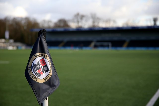 Bromley FC have appointed Andy Woodman as manager.
