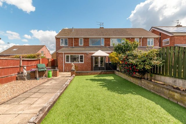 The property is situated in the sought-after district of Walton.
