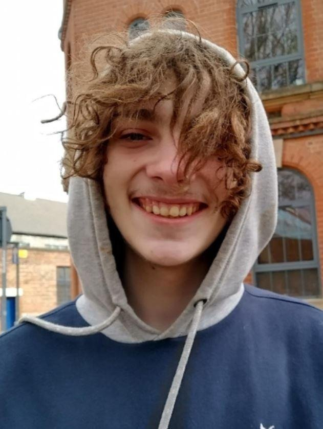 Missing teenager James Atkinson was last seen in the Matlock area on Monday, June 14.