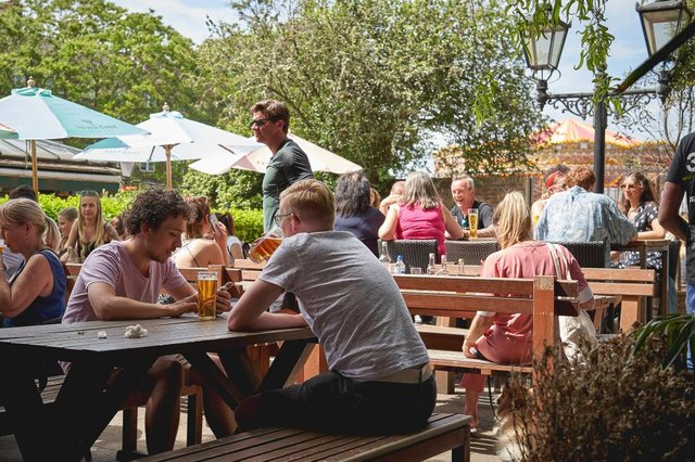 We asked you to name which beer gardens around Chesterfield you were looking forward to visiting when lockdown restrictions are lifted - and you didn't disappoint.